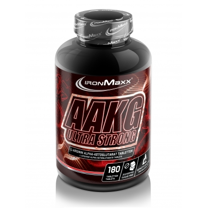 Ironmaxx AAKG Ultra Strong 180 tab