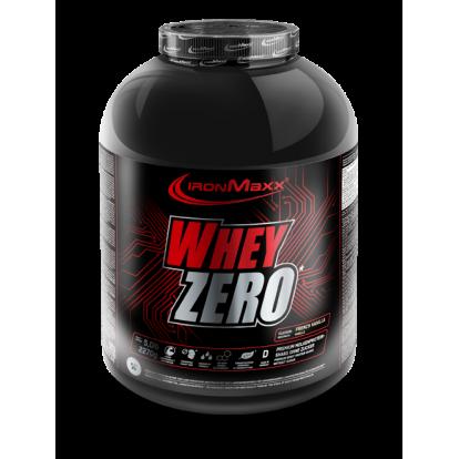 Ironmaxx Whey Zero 2270g