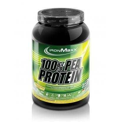 Ironmaxx Pea Protein - Wegańskie białko grochu...