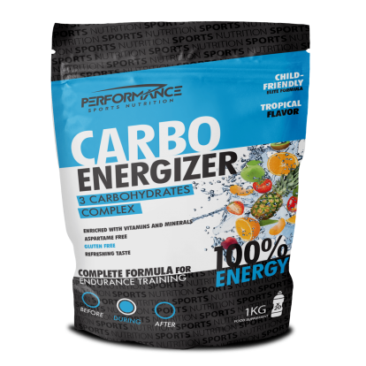 PERFORMANCE CARBO ENERGIZER 1 KG