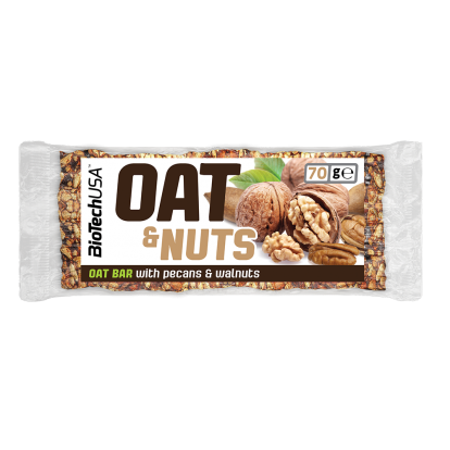BIOTECH - Oat and Fruits - 70 g