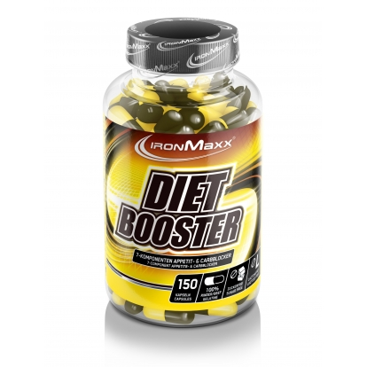 Ironmaxx Diet Booster 150 kap.