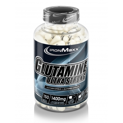 GLUTAMINA ULTRA STRONG 150 kaps.