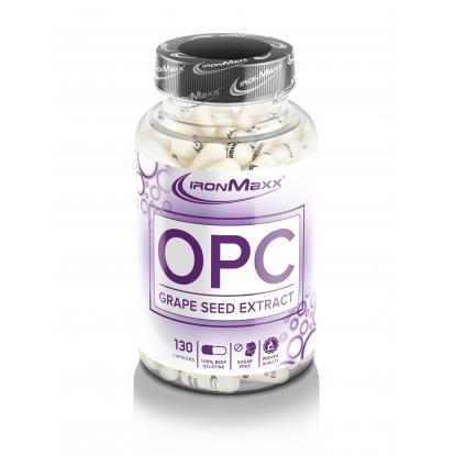 OPC - Ekstrakt z pestek winogron (130 KAPSUŁEK)