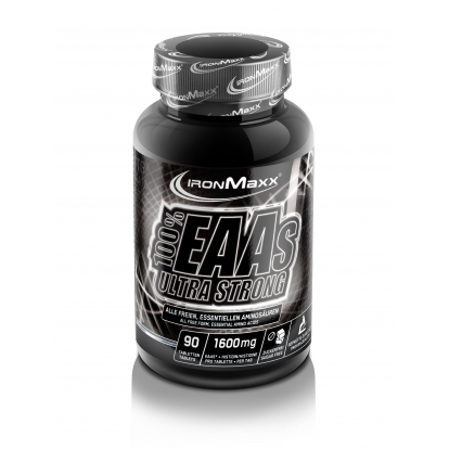 Ironmaxx 100% EAA Ultra Strong 90 tab